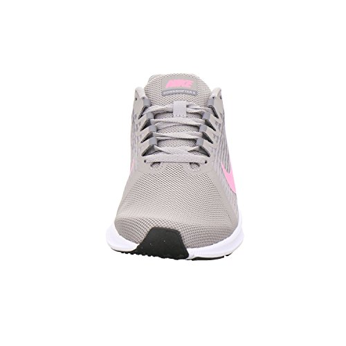 Nike Damen Downshifter 8 Laufschuhe Grau (Gunsmoke/sunset Pulse/atmosphe 004)