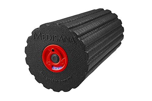 Medisana PowerRoll Massagerolle mit intensiver Tiefenvibration (Massage Power Roller)
