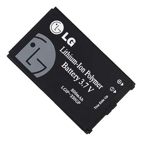 LG Original Akku LGIP-330GP für LG KF240, KF300, KF330, KM240, KM380, KM500, KM501, KM550, KS360, M380, KT520