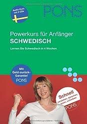 PONS Power-Sprachkurs für Anfänger. Schwedisch. Buch und 2 CDs: Alle Wichtige schnell lernen