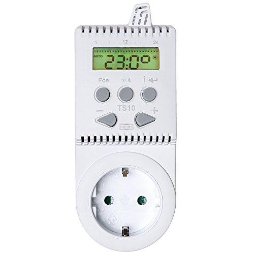 Steckdosen-Thermostat Thermo-Schaltsteckdose Raumthermostat - diverse Modelle - (TS10 | Nr. 401442) -