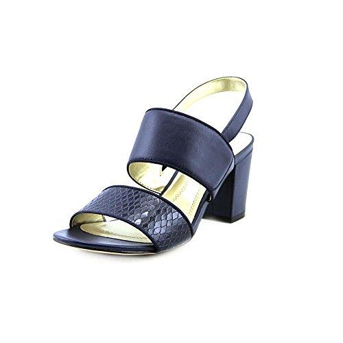 Tahari Alex Donna US 6 Blu Sandalo