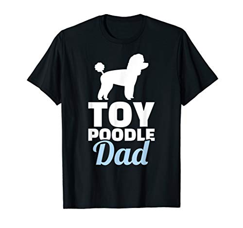 Toy Pudel Papa T-Shirt -