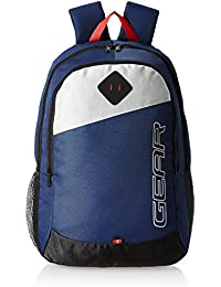 Gear 20 Ltrs Blue Casual Backpack (MDBKPECO50504)