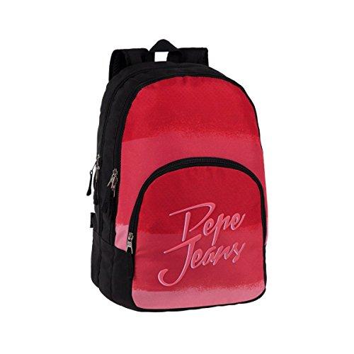 Imagen de pepe jeans 6382451 linden  escolar, 30.98 litros, color rosa