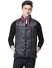 adeb0b00770c1 Pau1Hami1ton PJ-01 Men s Battery Heated Winter Warm Reversible Vest Gilet  for Outdoor Use Your