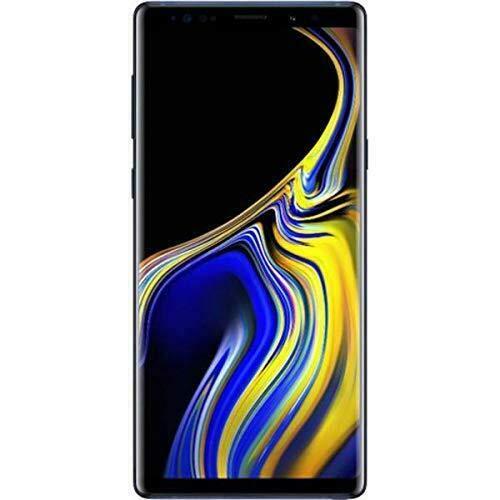 Foto Samsung Galaxy Note 9 Dual SIM 512GB 8GB RAM SM-N960F/DS Ocean Blu SIM Free