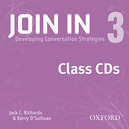 Join in 3. CDs (2)