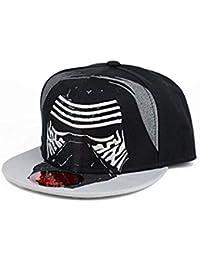 fe1b9ea659da5 Star Wars episode VII force awakens Kylo Ren Mask Official Snapback  Baseball Cap
