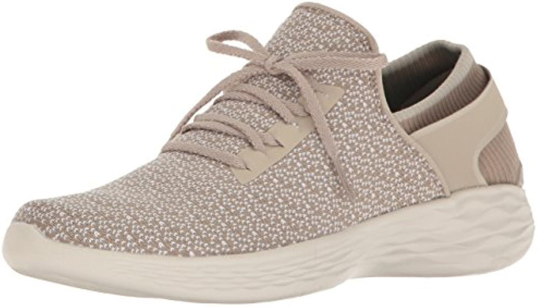 Skechers You-Inspire, Zapatillas sin Cordones para Mujer