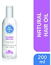 The Moms Co Natural 10in1 Baby Hair Oil 200ml
