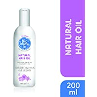 The Moms Co. Natural 10-in-1 Baby Hair Oil, 200Ml