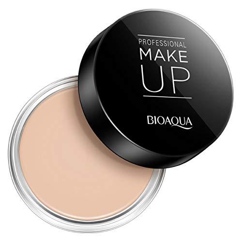 Heaviesk Pressed Powder Concealer Makeup Bioaqua Professionelles Make-up Schönheit Gesicht Hautpflege Concealer Abdeckung Make-up - Spot Concealer Pinsel