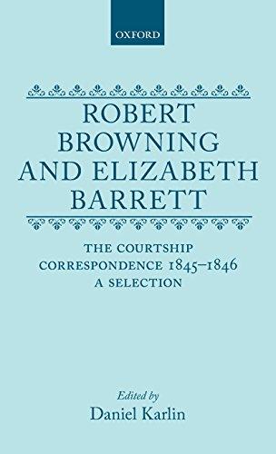 Robert Browning and Elizabeth Barrett