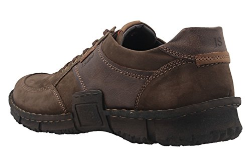 Josef Seibel Willow 22, Chaussures Lacées Homme Mehrfarbig - Multicolore (Moro/Kombi 328)