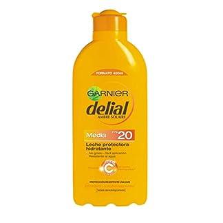 Garnier Delial Leche Protectora Ultra-Hidratante FPS20 – 400 ml