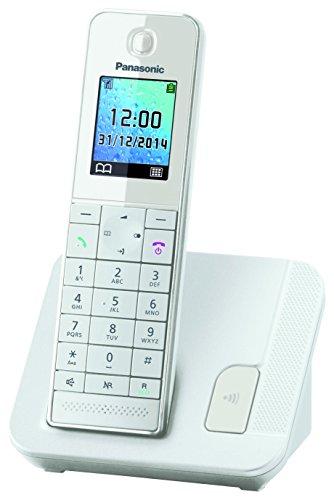 Panasonic KX-TGH 220 Schnurlostelefon mit Anrufbeantworter (DECT)