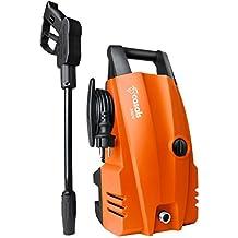 Casals C63009000 Hidrolimpiadora 1400 W (105 Bares de presión máxima, caudal de 300 l