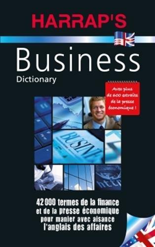 Harrap's Business Dictionary : English-French, Français-Anglais par Harrap's