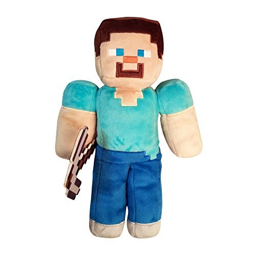 "Steve Plush - Minecraft - 30cm 12"""