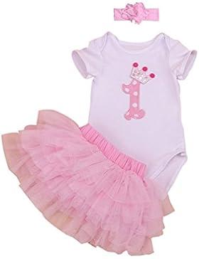 marlegard® Baby Mädchen 3Stück r
