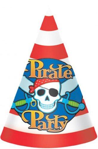 Generique - Chapeaux Fête Pirate