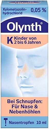 OLYNTH 0,05% für Kinder Nasentropfen 10 ml Nasentropfen