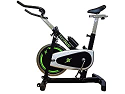 Fitness House Wizard 1.8. Indoor Cycling Fahrrad. Trainingscomputer, Black, One Size