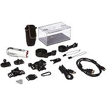 Polaroid XS100 Extreme Edition HD 1080p 16MP fotocamera per lo Sport e l'azione + Kit di Montaggio Incluso - Vento Fino Chiave