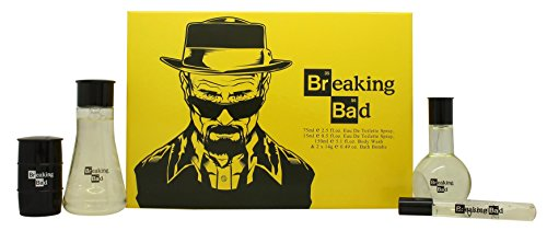 Foto Breaking Bad Eau de Toilette 75 ml, Set regalo uomo e donna
