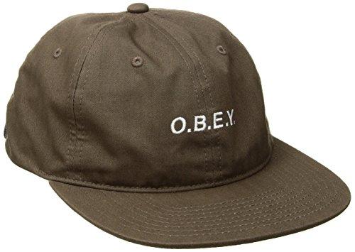 Imagen de obey hombres 100580078  de béisbol  gris  talla única