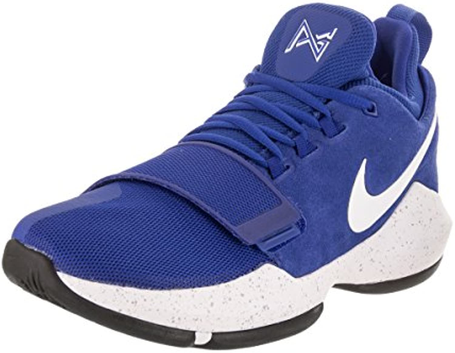 NIKE Men's PG 1  Game Royal/White Black  8 M US