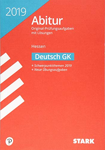 Abiturprüfung Hessen - Deutsch GK