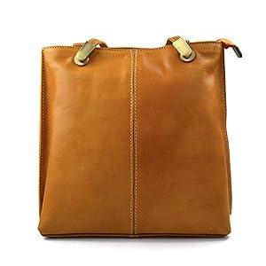 Damen tasche handtasche rucksack damen ledertasche schultertasche leder tasche henkeltasche umhängetasche honig