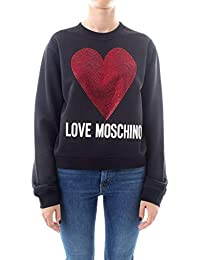 design di qualità fa49b be635 Amazon.it: Love Moschino - Maglioni, Cardigan & Felpe ...