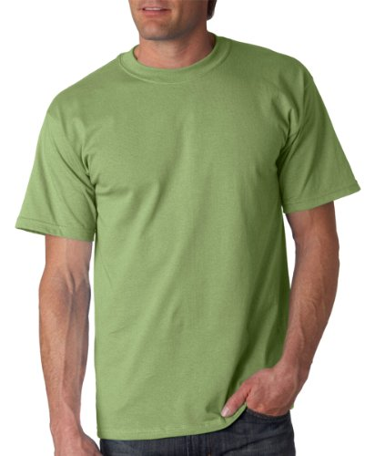 Biene auf American Apparel Fine Jersey Shirt Moosbeere