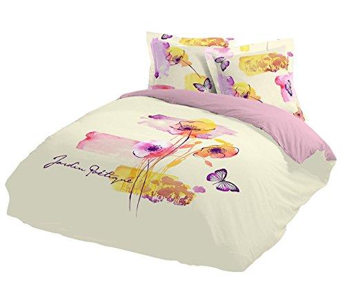 Gunstig Dilios Art Bettwasche 3 Teilig 200 X 200 Cm Mako Satin 100