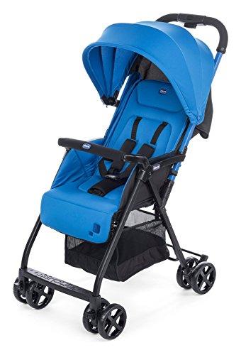 Chicco silla de paseo 4ruedas ohlalà Power azul