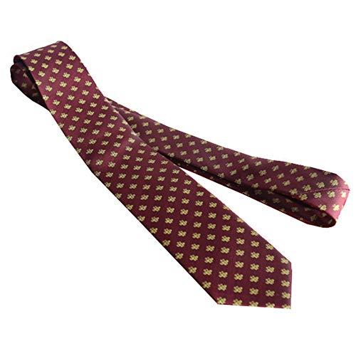 YAOSHI-Bow tie/tie Krawatten und Fliegen für Classic Bee Printing Gift Box Herren Seidenkrawatte Neue Krawatte Krawatten und Fliegen für (Geschenk-box Bow Tie)