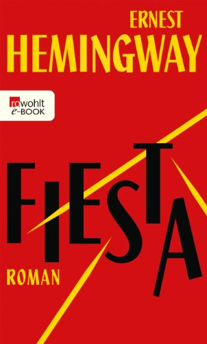 Buchseite und Rezensionen zu 'Fiesta' von Ernest Hemingway