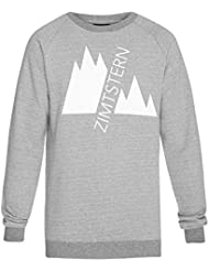 Zimtstern Herren Sweater SM Double Up