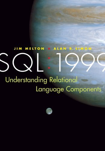 SQL: 1999: Understanding Relational Language Components (The Morgan Kaufmann Series in Data Management Systems) by Jim Melton (2001-06-01)