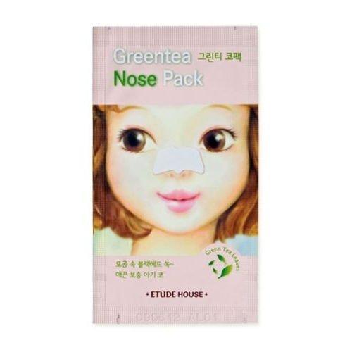 ETUDE HOUSE Green Tea Nose Pack 1pcs