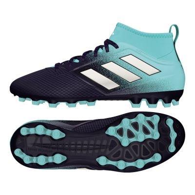 adidas Herren Ace 17.3 AG Fußballschuhe, Blau (Energy Aqua/Footwear White/Legend Ink), 42 2/3 EU