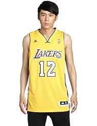 ADIDAS Los Angeles Lakers Dwight Howard Replica Basketball Jersey