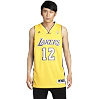 INT SWINGMAN - Maillot Lakers Basket ball Homme Adidas - XL