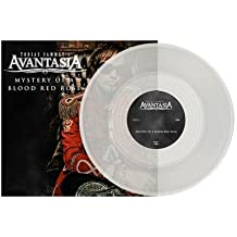 "AVANTASIA, Mystery of a blood red rose CLEAR VINYL - 7""EP"