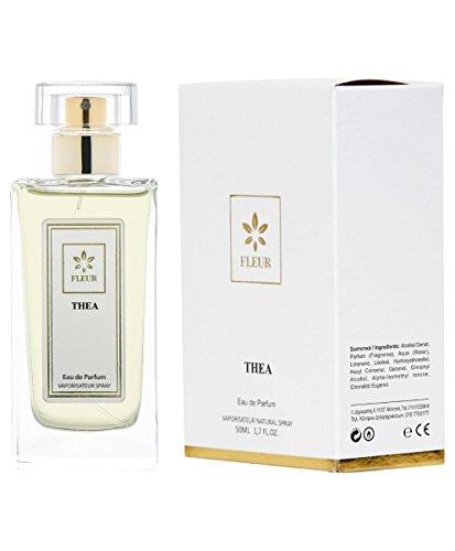 THEA - Eau de Parfum pour femme / Vaporisateur Spray, 50ml