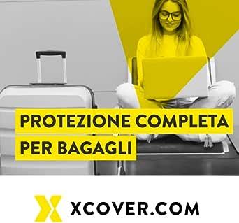 XCover 1 Anno di Protezione Completa Valigeria da 80€ a 89.99€