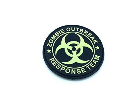 Zombie Outbreak Response Team brilla oscuridad Airsoft